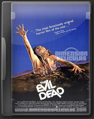 Trilogía Evil Dead (BRRip HD Inglés Subtitulada)