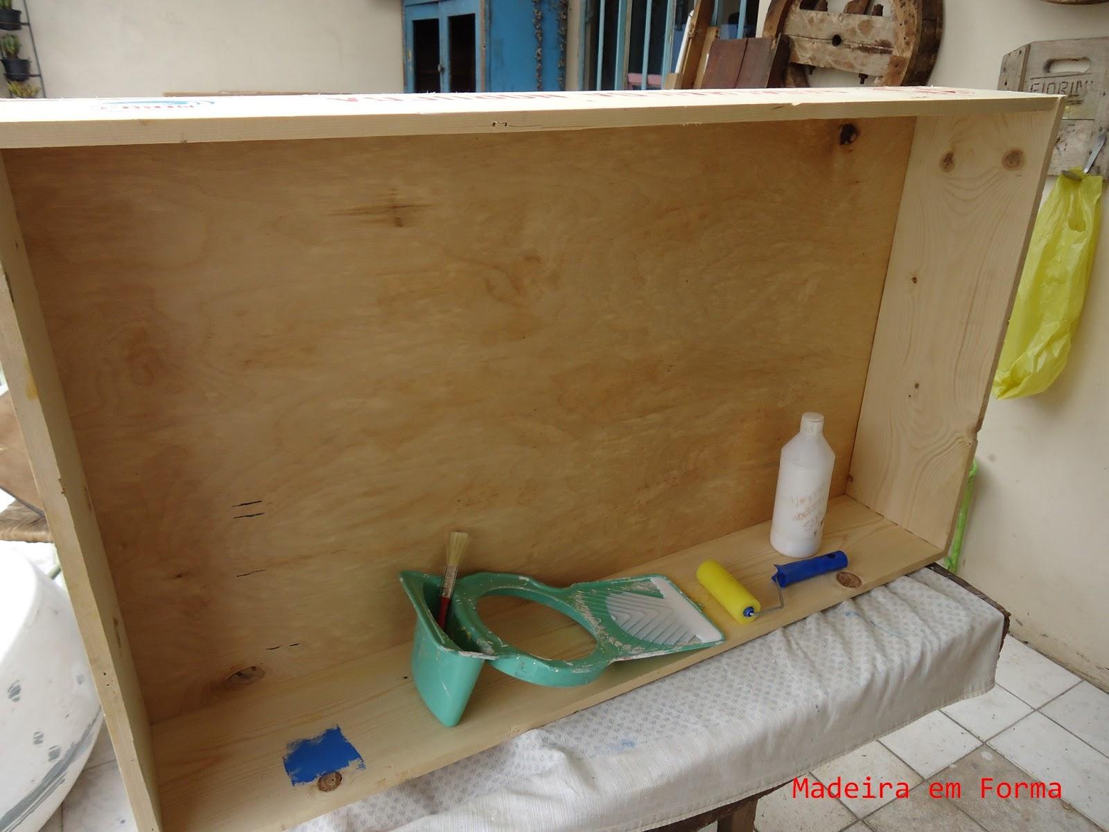 de Móveis de Época : O que fazer com uma caixa de bacalhau #1F3C67 1600x1200