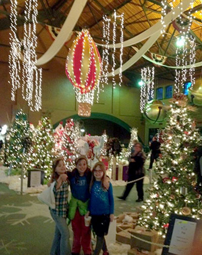 Three More Lucky Winners Will Receive 4 Tickets Each To The Festival Of  Trees And Lights, Nov. 13 15 At Louisville Slugger Field.