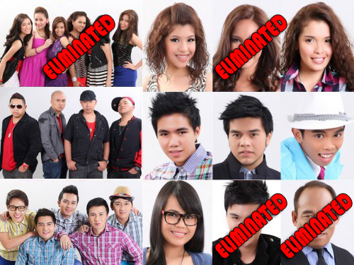 X Factor Philippines Fifth Elimination Night