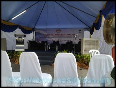 Majlis Perasmian Projek Rumah Mampu Milik