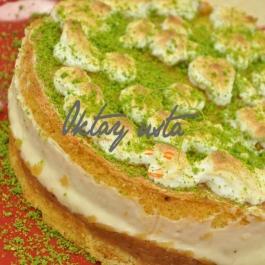 Elmalı Tarçınlı Pasta Tarifi Doğum Günü Pastaları