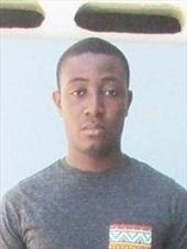 Wendjy - Haiti (HA-844), Age 21
