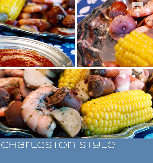 Boil5 Friday DIY | Lowcountry Boil