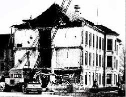 Demolition In Verona