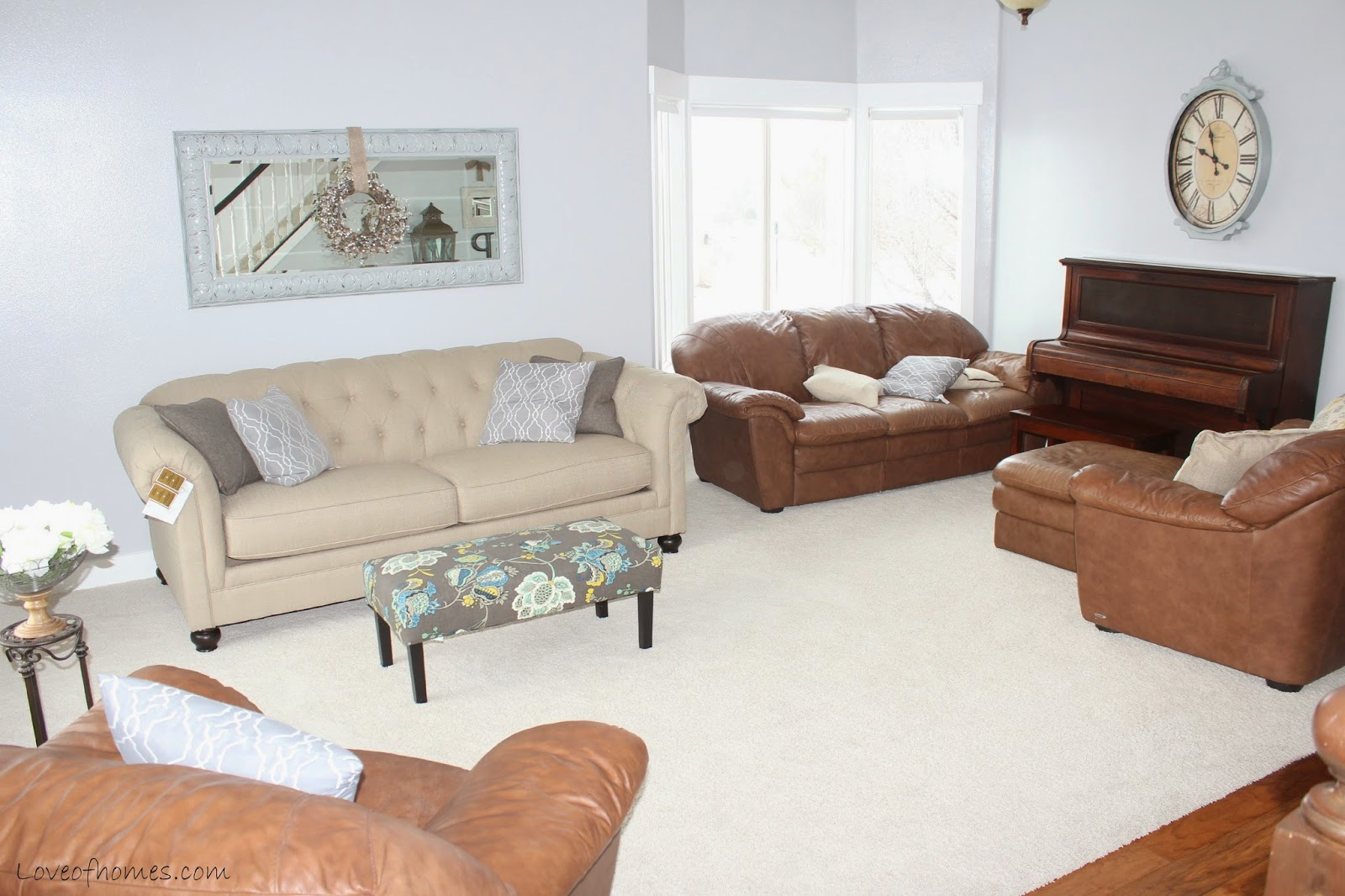 Love Of Homes Rearranging Furniture