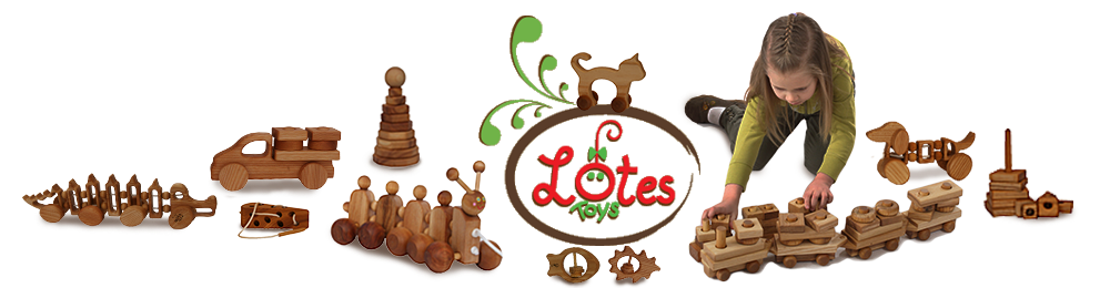 Lotes Wooden Toys