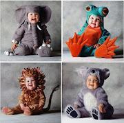 CARNAVAL, DISFRACES INFANTILES