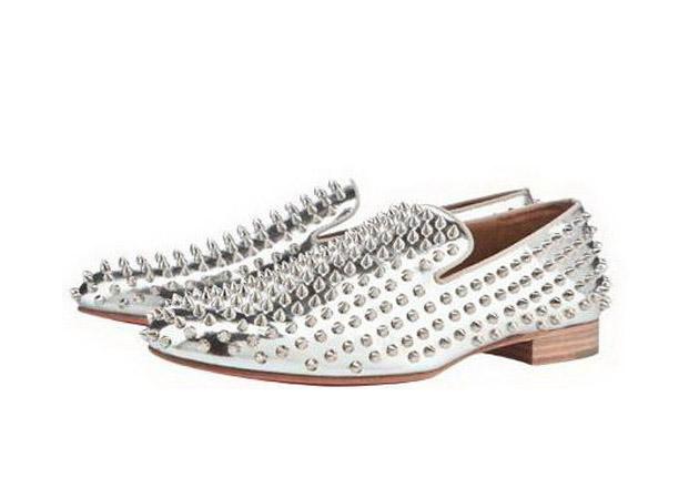 Christian Louboutin Mens Tuxedo Shoes