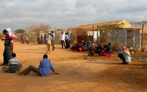 SECA E POLÍTICA MATAM NA ÁFRICA
