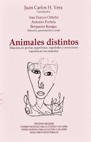 ANIMALES DISTINTOS