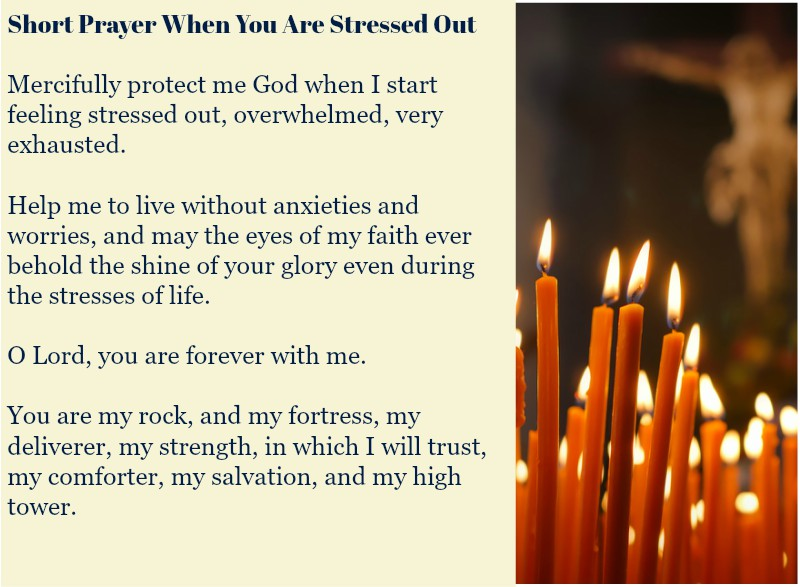 30-second prayer