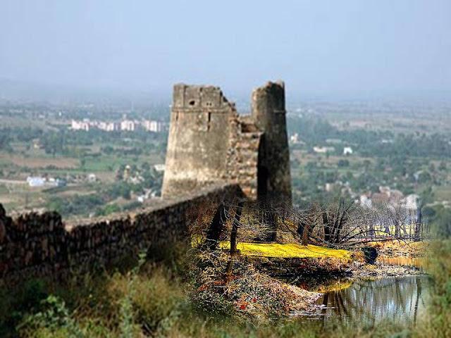 Sohna Hills