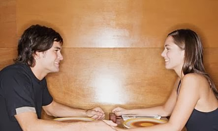 man woman-How To Tell If You're A Good First Date
