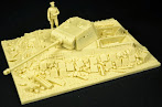 Verlinden's new Battle for Berlin Panther Dug-In Bunker 1/35th Scale in Review