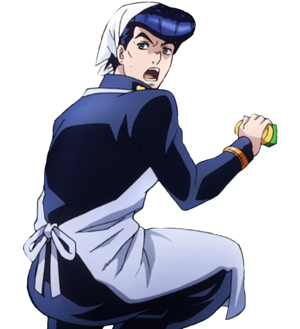 Josuke, my husband