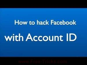 How to hack someones facebook for free