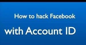 Hacking Into Someones Facebook: How to hack a facebook account for ...