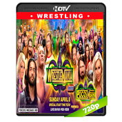 WWE Wrestlemania 34 (2018) 720p Dual Latino Ingles.
