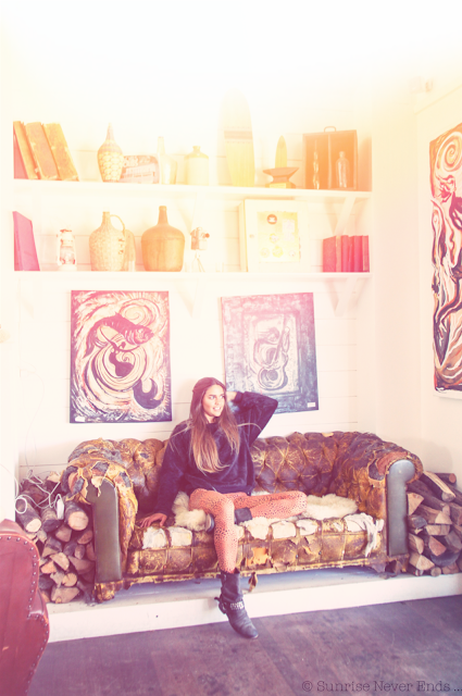 la beach house,anglet,billabong,shooting,behind the scenes,ines,tanika hoffman,déco,mode,inspiration