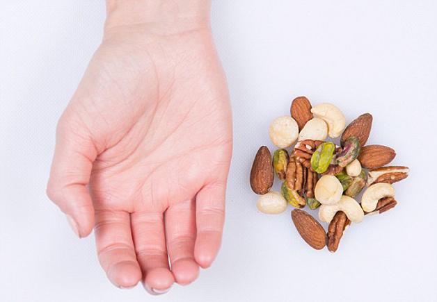 Aprenda Com a Sua Mão Qual a Porção Exata de Alimento Você Deve Ingerir