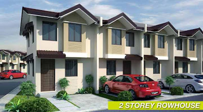 Affordable Two-Storey Townhouse in Cordova Mactan House and Lot For Sale 890K