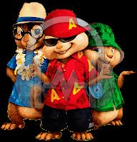 Cara Memasukkan Efek Suara Alvin The Chipmunks Ke Dalam Lagu