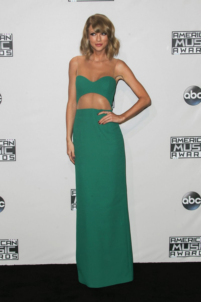 Taylor Swift AMAS 2014