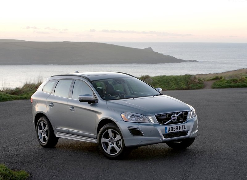 edrive magazine road test volvo xc60 ocean race awd. Black Bedroom Furniture Sets. Home Design Ideas