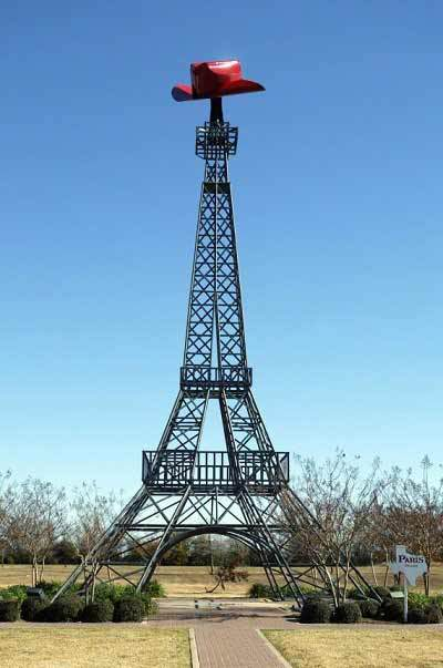 9 replika menara eiffel di seluruh dunia info terunik menarik di negara bagian texas di as ada kota kecil bernama paris dan memiliki replika menara eiffel yang selesai dibangun pada tahun 1993 dengan skala 116 altavistaventures Gallery