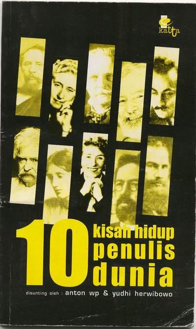 10 Kisah Hidup Penulis Dunia