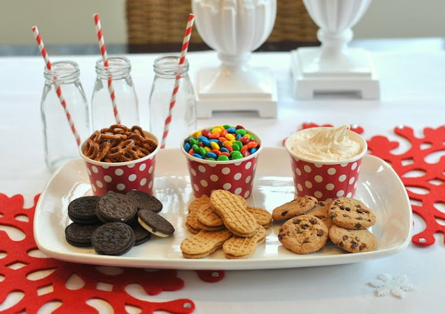 christmas cookie party decoration station