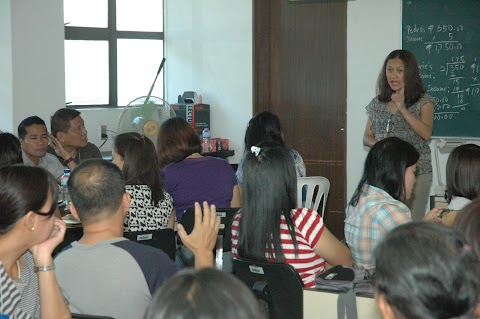 Grade 4 science and mathematics National Training of Trainers (NTOT) conducted at NISMED