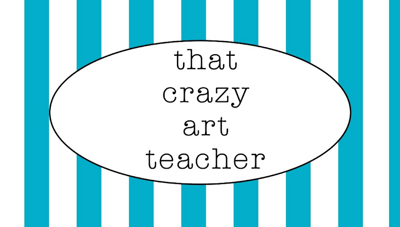 that crazy art teacher