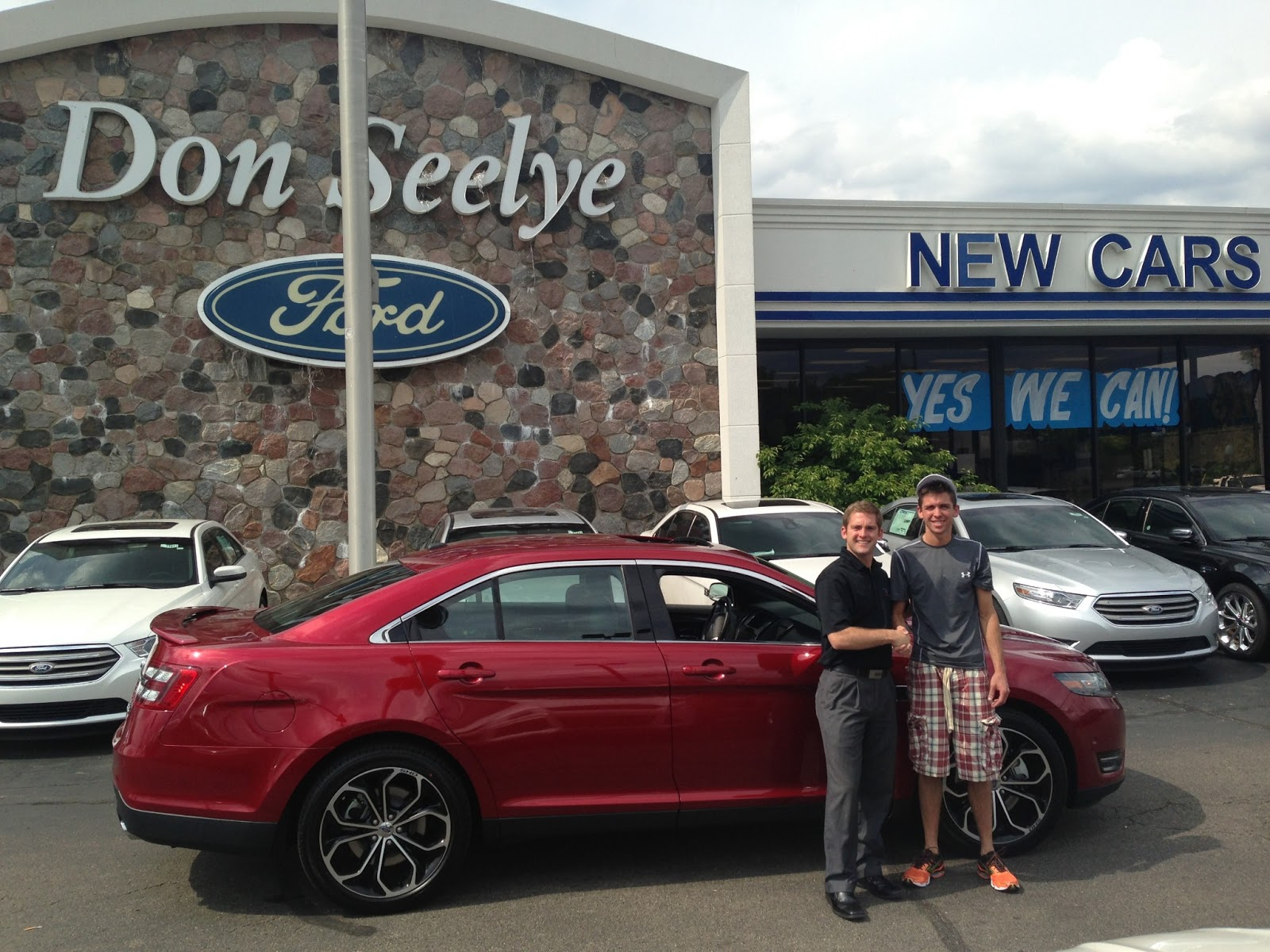 Seelye Wright Featured Customer Of The Day Josh Abbs