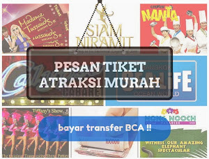 Booking E-Tiket Murah