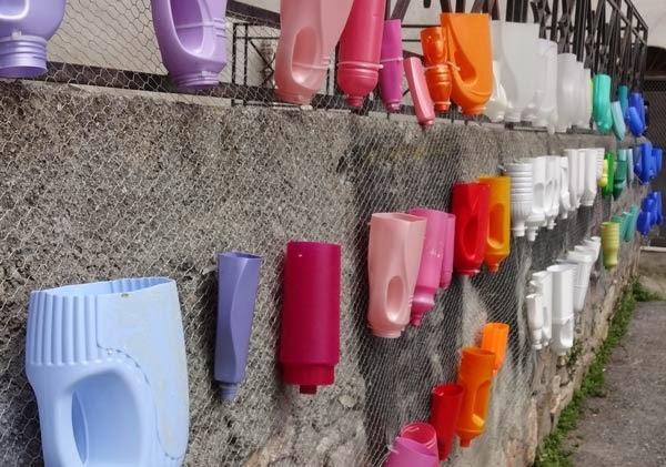 Smutje Rosa auf Safari  PlastikTüten, Meer