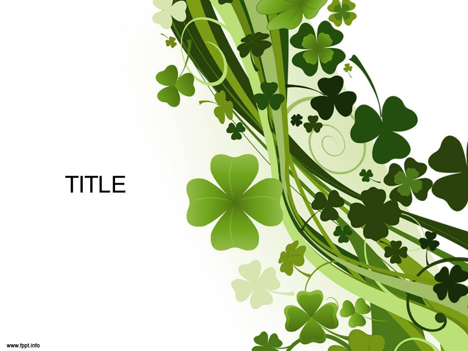 Free Download St. Patrick's Day PowerPoint Templates - Everything ...