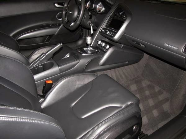 Audi R8 Interior Automatic 2008 Audi R8 | ...