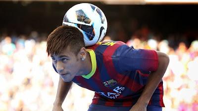 Gambar Neymar JR Terbaru
