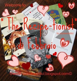THE RECIPE-TIONIST DI FEBBRAIO