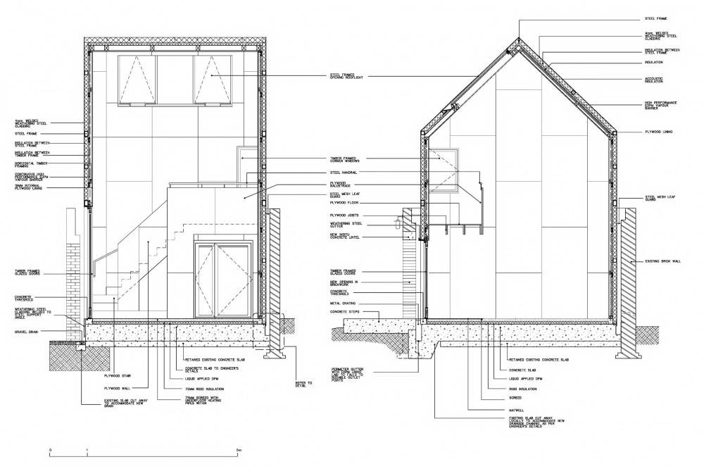 one off magazine  one house  u0026gt  dovecote studio