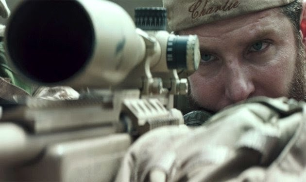 American Sniper - Issues