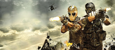 Wallpaper Army of Two
