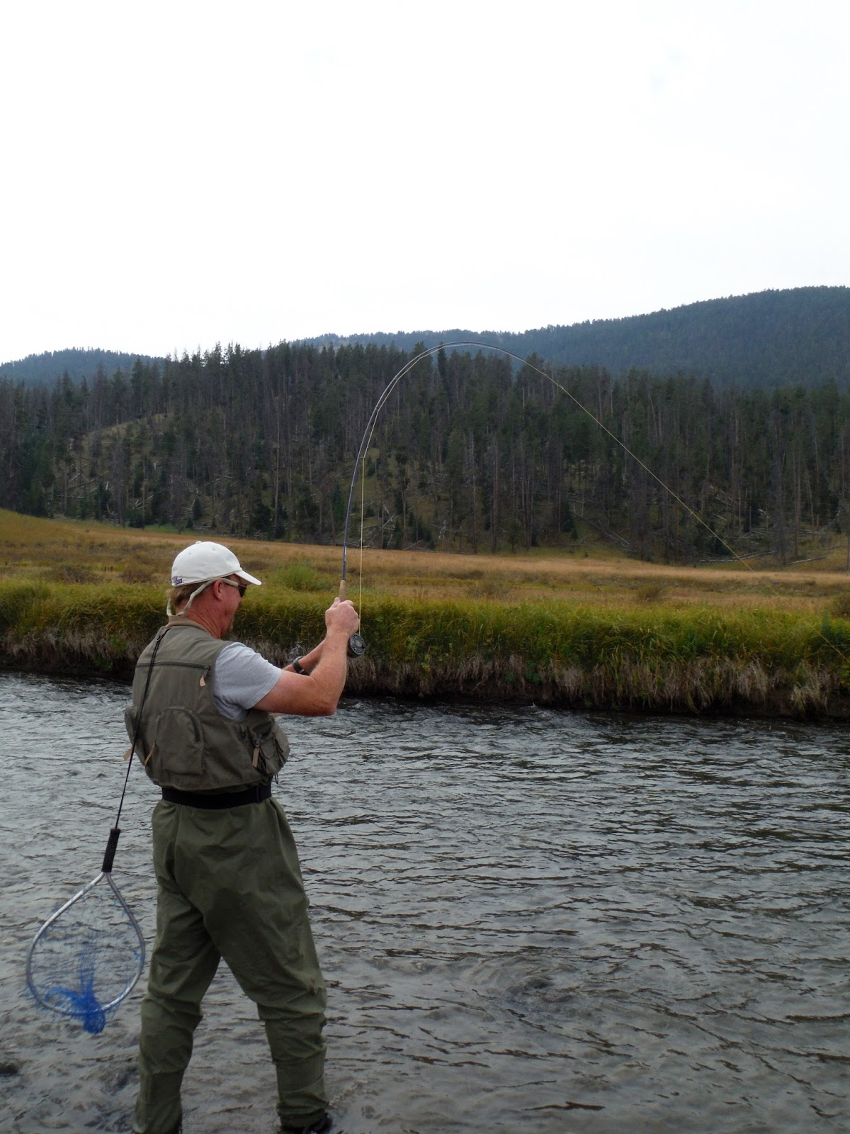 Erik s fly fishing blog gallatin river yellowstone park for Fly fishing yellowstone