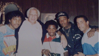 Jerry Heller Sues Dr. Dre, Ice Cube & N.W.A. Movie Producers for $100 Million