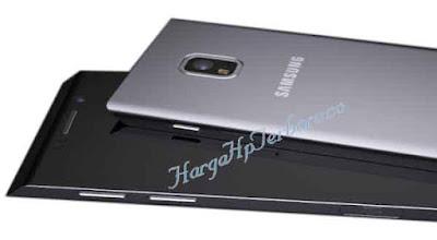 Inikah Tampang Gahar Samsung Galaxy S7?