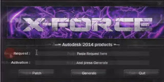 AutoCAD 2014 + Serial key + Crack XForce 2014 32/64 bits | Drawing99