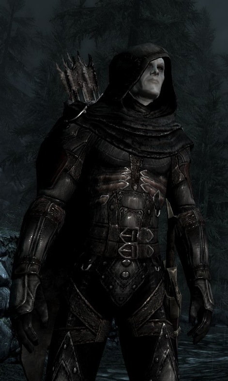 how to get dark brotherhood armor