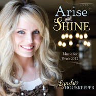 NEW CD!  Arise and Shine 2012